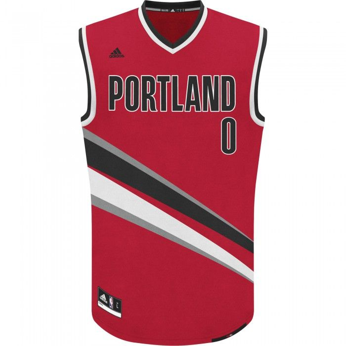 Asian Wearing Portland Blazer Jersey: Maillot NBA - Nba Store- Damian Lillard