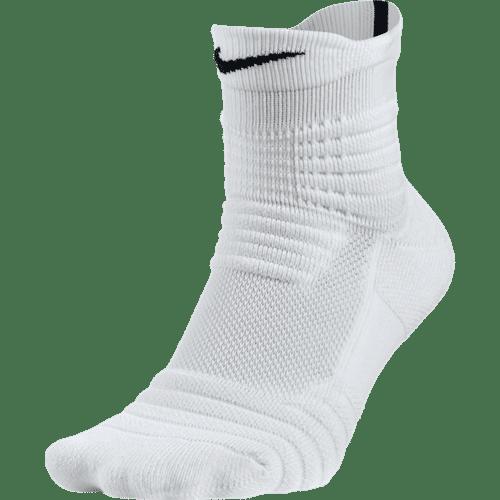 Nike Elite Versatility Basketball Mid Socks BlackBlack