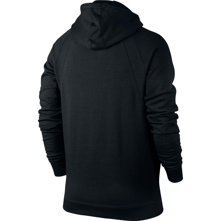 860196-010 Size Jordan Sportswear Wings Fleece Full Zip Hoodie Mens Style S
