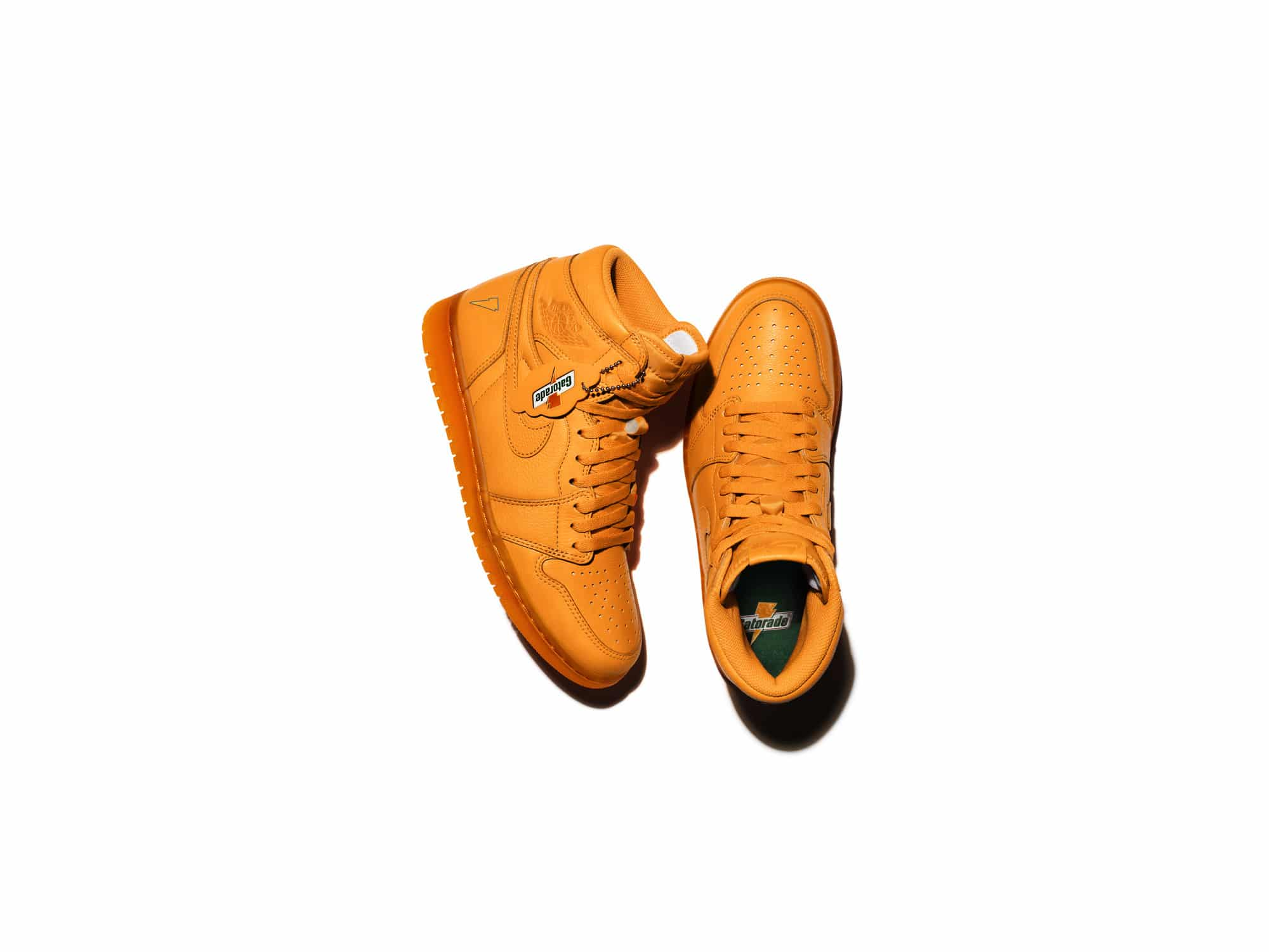ebb7eab36f3 Jordan X Gatorade  Like Mike  Collection