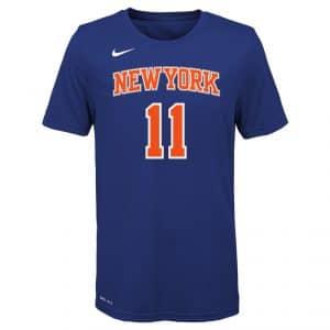 Tee Shirt Nike NBA NY Knicks City Edition AA6683 100