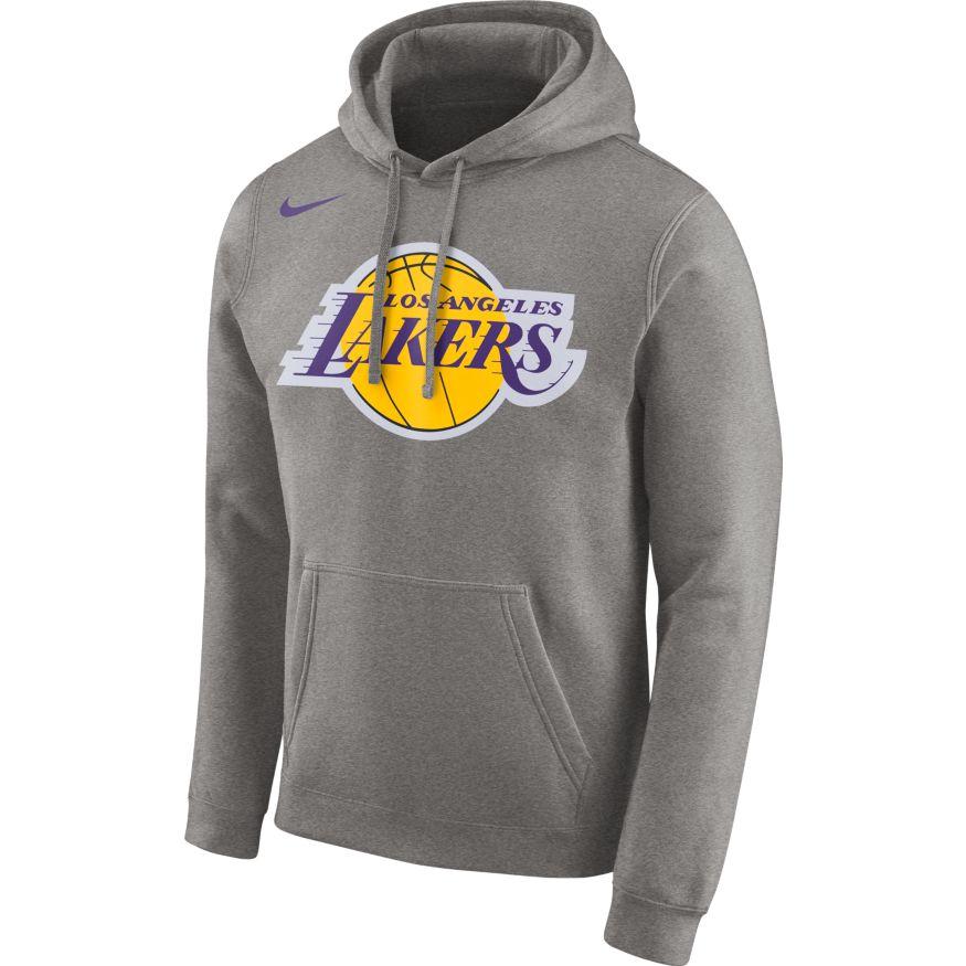 100% high quality superior quality united kingdom Sweat Nike NBA Essential Logo LA Lakers AA3671-063 ...