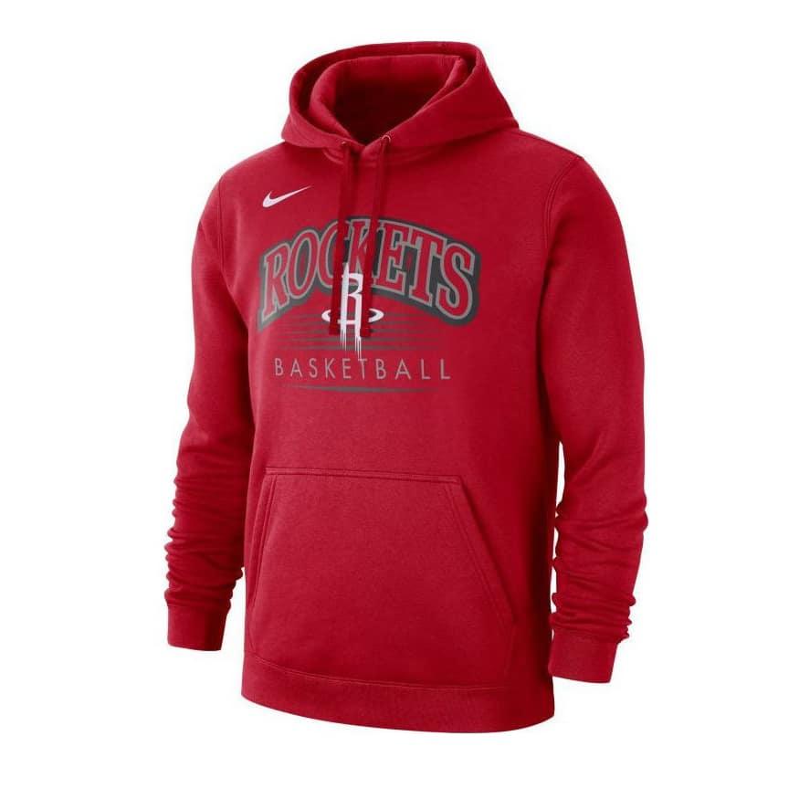 Sweat Nike NBA Crest Houston Rockets BV0927 657 | BaskeTTemple