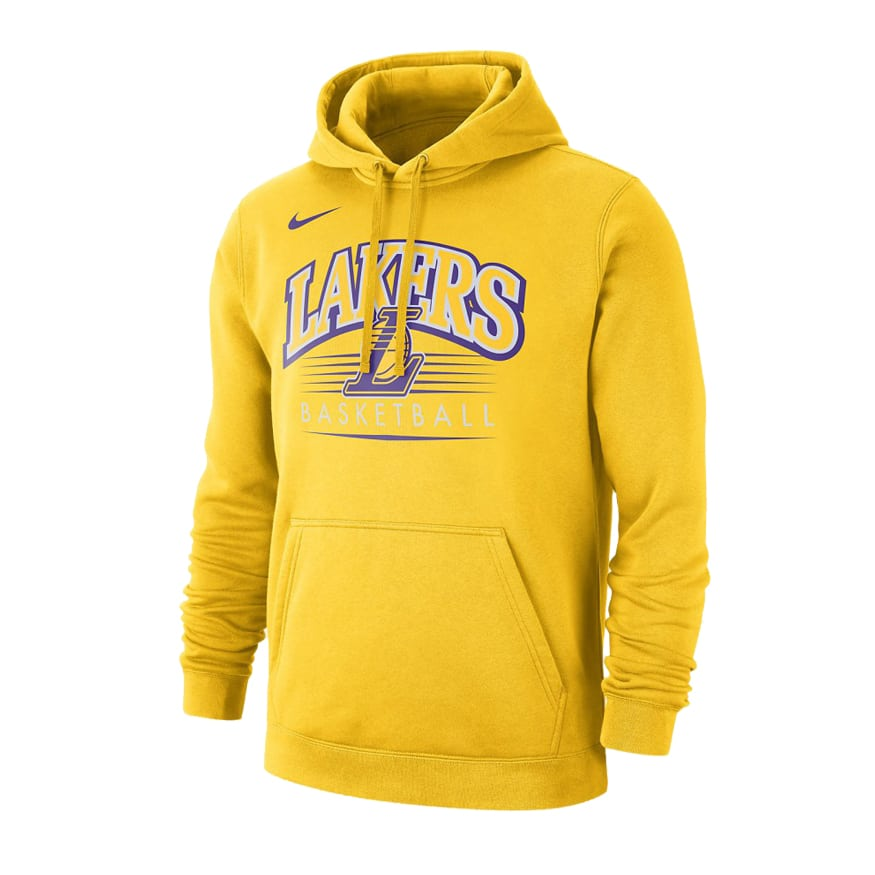 nike sweat nba lakers référence bv0933-741