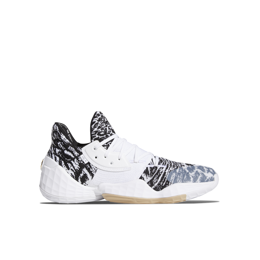 "Adidas Harden Vol.4 ""Cookies & Cream"" EF1260 